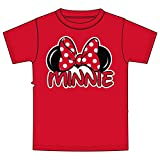 Disney Minnie Mouse Little & Big Girls Family T Shirt (7/8)