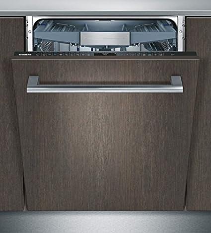 Siemens SN758X06TE lavavajilla Totalmente integrado 14 cubiertos A ...