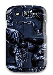 Galaxy S3 Case Cover Alien Vs Predator Case - Eco-friendly Packaging Sending Free Screen Protector