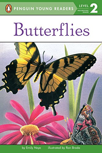 Butterflies (Penguin Young Readers, Level 2)