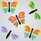 GelGems Flutterings Large Bag Gel Clings