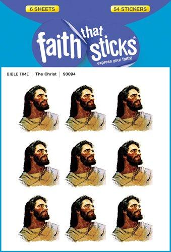 (The Christ (Faith That Sticks Stickers))