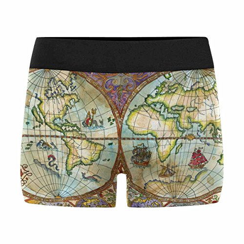 InterestPrint Boxer Briefs Men