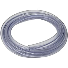 Opaque 50 Length 50/' Length Small Parts 1mm Wall Nylon Extra Flexible Tubing 8mm OD Black 6mm ID