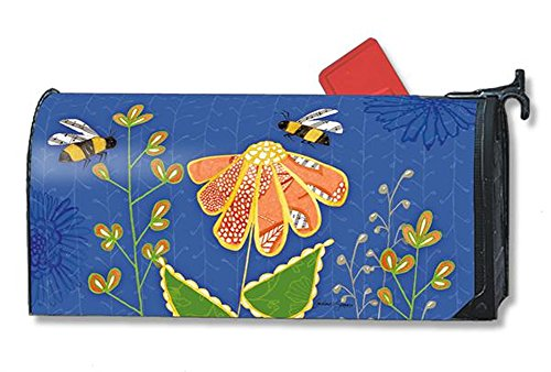 Buzz Box (MailWraps Buzz Mailbox Cover #01192)