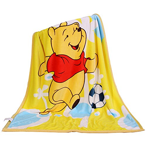 Children's Cartoon Printing Blanket Coral Fleece Blanket