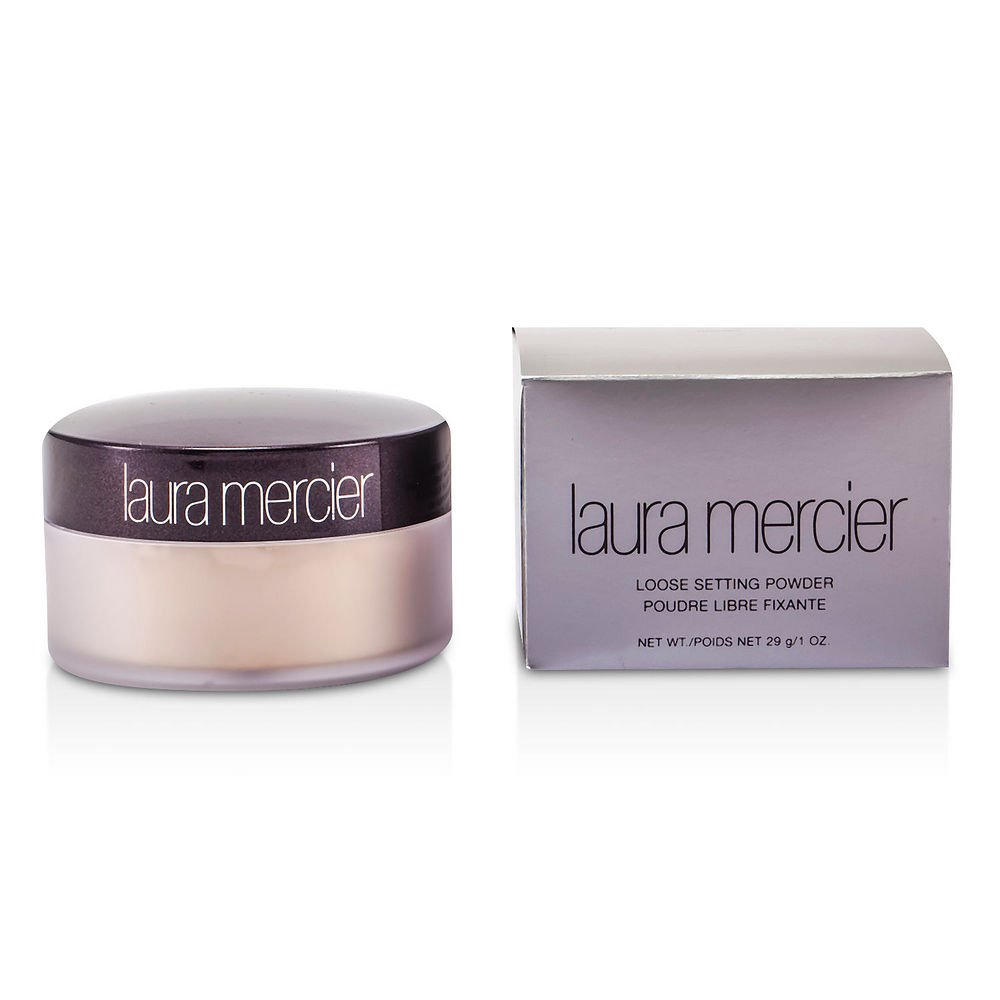 Laura Mercier by Laura Mercier Loose Setting Powder - Translucent --29g/1oz for WOMEN ---(Package Of 2)