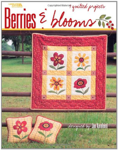 - Berries and Blooms  (Leisure Arts #3931)