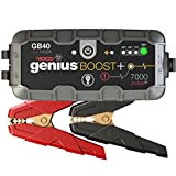 #6: NOCO Genius Boost Plus GB40 1000 Amp 12V UltraSafe Lithium Jump Starter