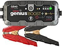 Noco GB40 Genius Ultrasafe Démarreur/Chargeur De Batterie Lithium - 12 V, 1000 Amp