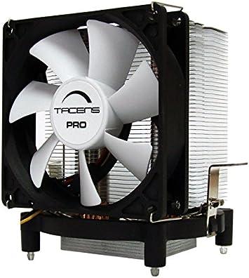 Tacens Gelus Lite II - Ventilador de PC (Aluminio y Cobre, 320 g ...