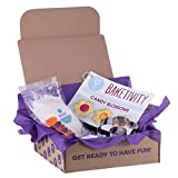 Baketivity Real Cooking Kids Baking Set, Real Fun Little Junior Chef Essential Kitchen Lessons, Includes Pre-Measured Ingredients, Candy Blossoms