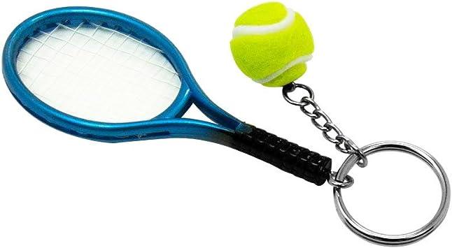 Tennis Racket Keychain tennis Keychain tennis keyring sport keychain Racket keychain