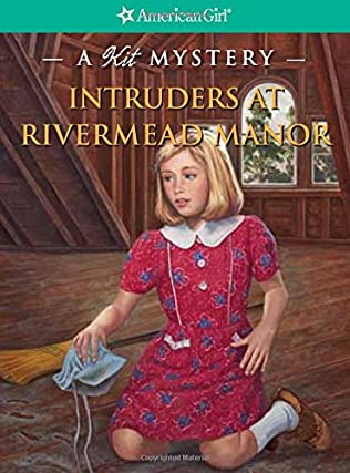 book cover of Intruders at Rivermead Manor