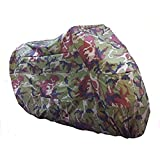 Best Fit For U Motorcycle Cover Waterproof Large for Cruiser Harley Davidson Camouflage XXL