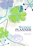 Well Planned Day, Student Planner Floral Style, July 2014 - June 2015