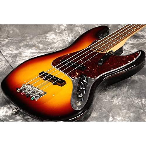 Fender/New American Vintage 64 Jazz Bass 3-Color Sunburst フェンダー B07QQLJ6Z6