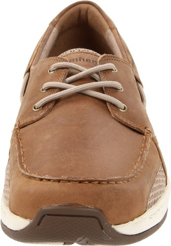 Men's Tenn Scarpe da Captain Dunham barca Marrone pSqrRp