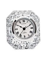 Godinger EMERALD CLOCK - CRYSTAL by Godi...