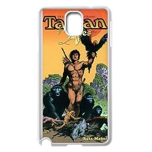Tarzan 001 funda Samsung Galaxy Note 3 Cubierta blanca del teléfono celular de la cubierta del caso funda EVAXLKNBC18597
