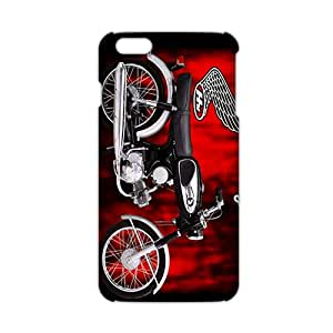 Ultra Thin Classic Motocycles Honda S90 3D Phone Case for iPhone 6 Plus