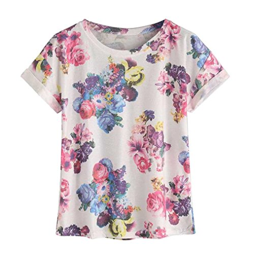 Women'S Loose T-Shirt Tide Models - 5