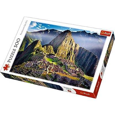 Trefl Puzzle Santuario Machu Picchu Trf37260