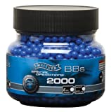 Umarex USA Soft Air BBs Walther Special Op BB .12g 6mm Blue /2000