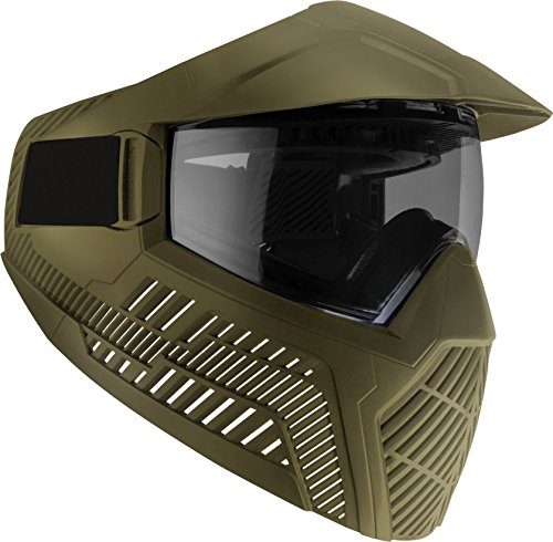 BASE GS-F Paintball Goggles (FDE/Tan) ()