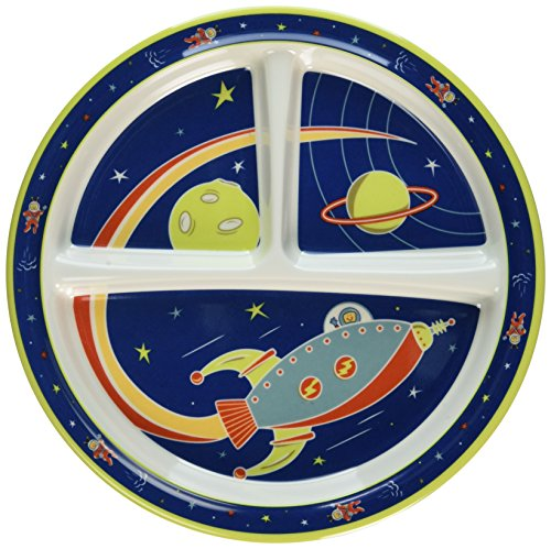 - Sugarbooger Divided Suction Plate, Outerspace