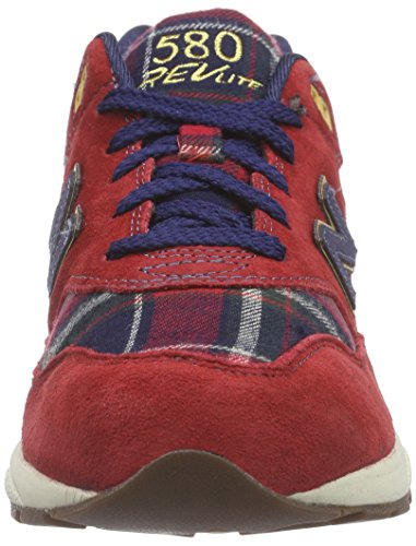 Donna Red Balance Sneakers Wrt580 da Rosso New nqP7YUS7