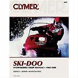 Clymer Ski-Doo Snowmobile (1985-1989) consumer electronics Electronics