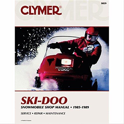 Clymer Ski-Doo Snowmobile (1985-1989) consumer electronics Electronics by WorldBrandz