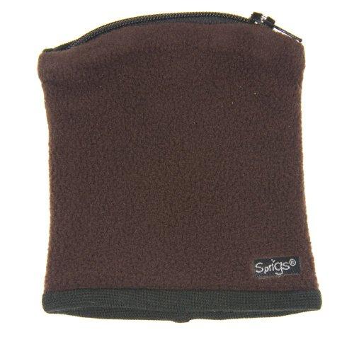 Banjees Wrist Wallet (Brown) -