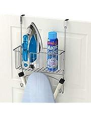 SimpleHouseware Over-The-Door/Wall-Mount Ironing Board Holder