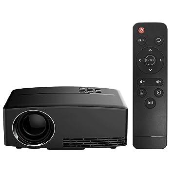 Simplebeam Gp80 Color del proyector 1080P 180