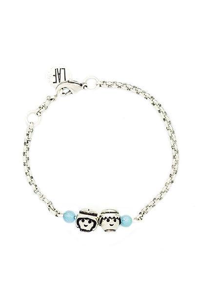 Playmobil Bracelet avec petites têtes de garçon et de fille