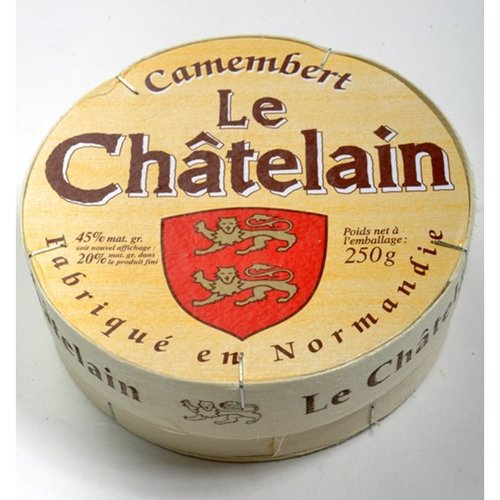 Le Chatelain Camembert Cheese, 8.8 Oz