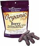 Winchester Gardens 50 Count Organic Berry Fertilizer Spikes