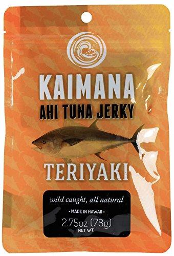 Kaimana Tuna Jerky Teriyaki 2 75 product image