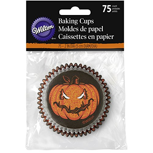 Wilton Halloween Cupcake Liners 75-Count