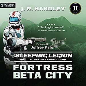 Fortress Beta City Audiobook