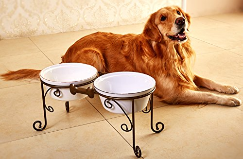 BestVida-Sparks-Pet-Stand-Large-white
