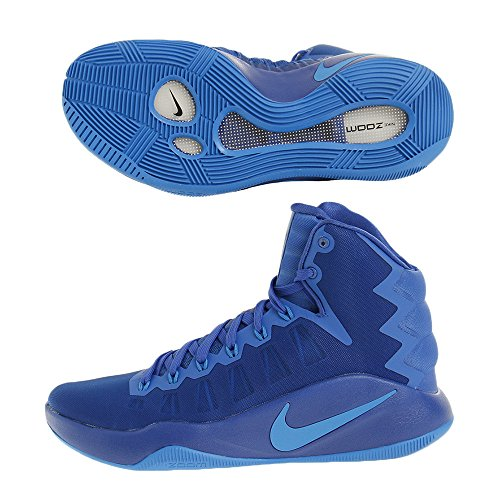 Nike Hyperdunk 2016 - Basketball Mens Shoes - Chaussures Homme Basket - 844359 440 (45)