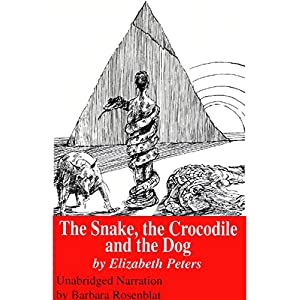 The Snake, the Crocodile, and the Dog Audiobook