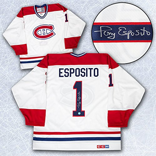 Tony-Esposito-Montreal-Canadiens-Autographed-Rookie-Retro-CCM-Hockey-Jersey