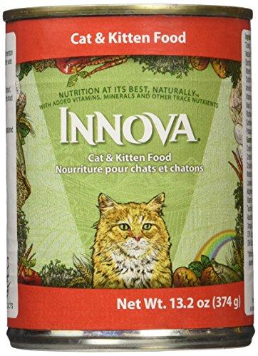 Innova Cat Food Ratings