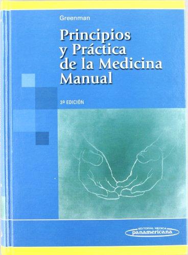 Descargar Libro Principios Y Práctica De La Medicina Manual. Philip E. Greenman