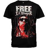 Old Glory Lil Wayne - Mens Main Yard T-shirt 2x-large Black