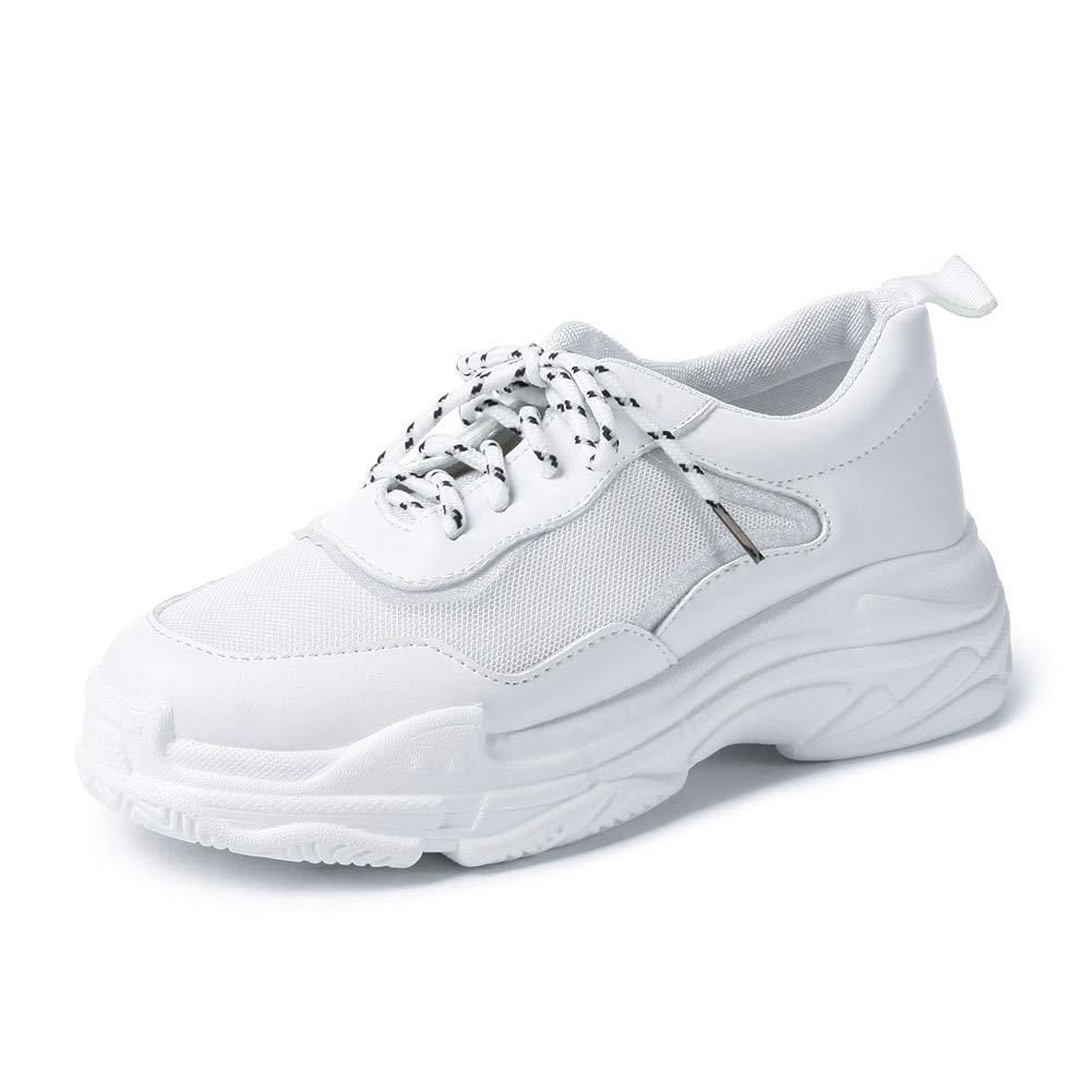 HOESCZS Wholesale Plus Größe 29-46 Lace Up Plateau Turnschuhe Vulcanize Schuhe Frau Casual Schuhe Frauen Schuh, B07P7F7ZBM Sport- & Outdoorschuhe Macht das Leben